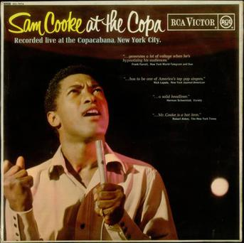 """The late great Sam Cooke originally did a song, when he was 19 I think, with the Soul Stirrers, called 'Jesus Gave Me Water'. My mum and dad had the record and I would stand of a Sunday – a very religious household – and watch the player go round and round and round with this voice coming out. As a three- year-old it was like being hypnotised by this voice. That changed everything. I knew I was going to sing from hearing Sam Cooke."" - Beverly Knight"
