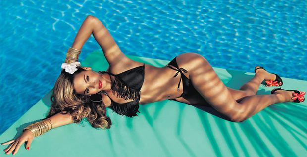 H&M, the Swedish retailer, has launched a big budget campaign featuring the global star power of Beyoncé with her beachy ads.
