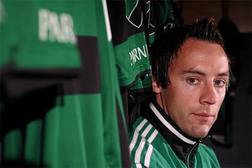 Conor Mortimer is unlikely to wear the county colours again