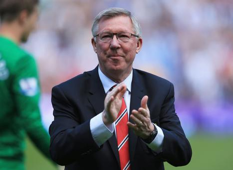 Alex Ferguson: autobiography out next month