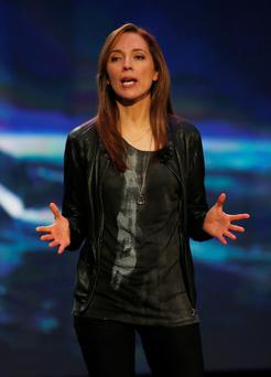 Bonnie Ross, studio head of 343 Industries, speaks about the Halo television series