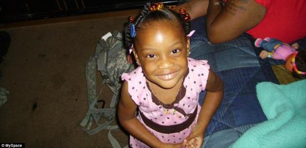 Janae Hornsby. was a student at Plaza Towers Elementary School.