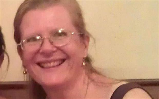 Ingrid Loyau-Kennett a 48-year mother-of-two describedhow she put her own life on the line