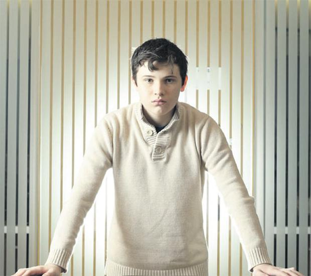 Jacob Barnett was diagnosed with severe autism.