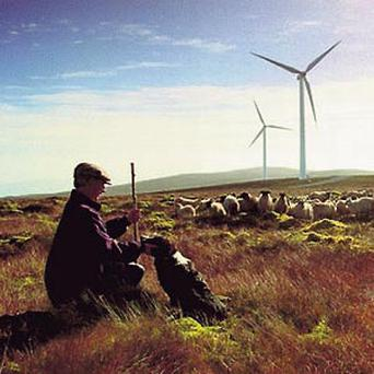 Financial adviser Investec is handling the sale of the the 54-megawatt windfarm at Slieve Rushen in Derrylin, Co Fermanagh