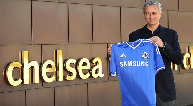 Jose Mourinho is back at Chelsea