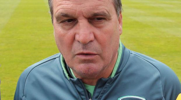 Ireland assistant manager Marco Tardelli