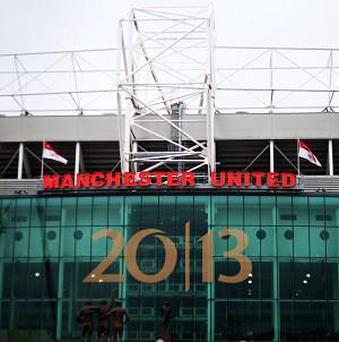 Manchester United earned the most out of all the Premier League clubs in 2011/12, with revenues of £320m