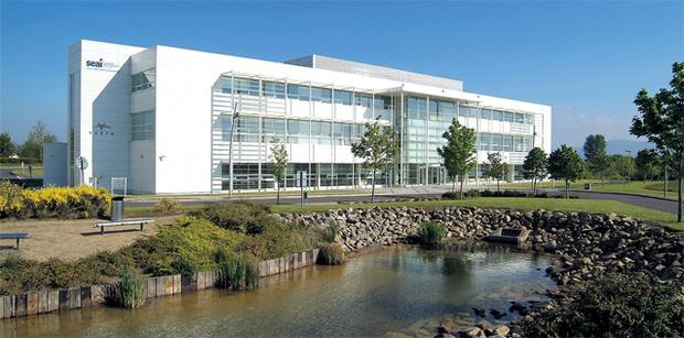 Building One, Finnabair Business and Technology Park, Dundalk Co Louth, is on the market for €2.75m. The building is 85pc let and generating rent of €360k