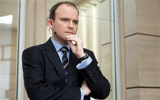 Rory Kinnear asked to be new time travelling lord