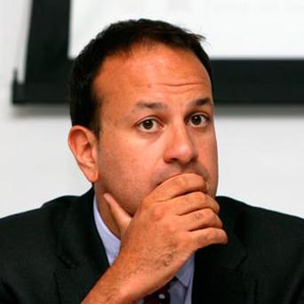 Transport Minister Leo Varadkar opposes the ban on alcohol advertising at sporting events