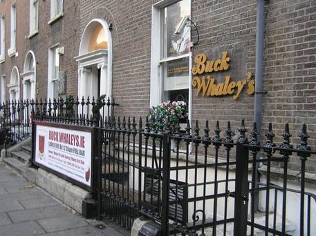 The incident is understood to have taken place in the Buck Whaley's night club on Leeson Street on Friday night/Saturday morning.