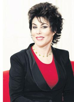 Ruby Wax has become the unlikely poster girl for mental illness.