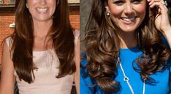 Lorraine Keane says she's been mistaken for Kate Middleton