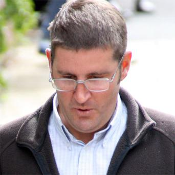 Allan Debenham admitted conning a hotel into believing he was TV star Louis Theroux.