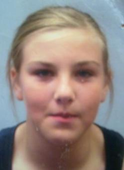 Missing Doncaster schoolgirl Lorna Vickerage