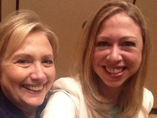 60b3c6fff8 Hillary Clinton joins the  selfie  Instagram revolution - Independent.ie