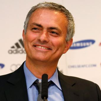 Chelsea manager Jose Mourinho. Picture: REUTERS/Suzanne Plunkett