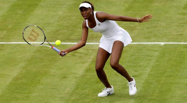 Venus Williams has pulled out of Wimbledon due to a back injury