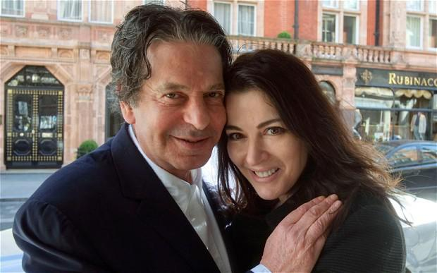 Charles Saatchi and Nigella Lawson: their row has ignited an important debate