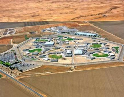 Avenal State Prison in Northern California