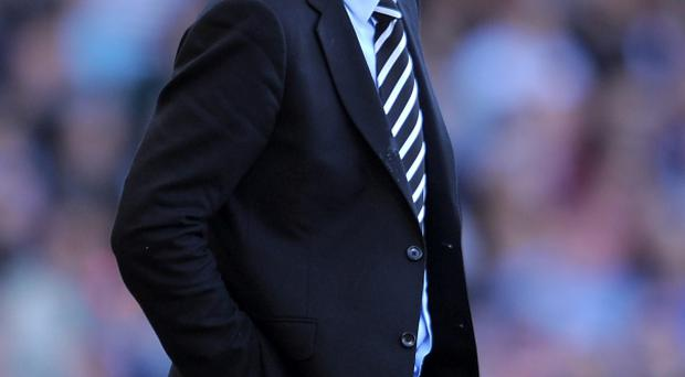 Alan Pardew, Newcastle United manager