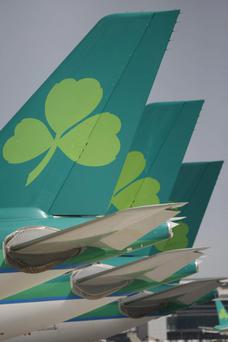 Aer Lingus - ongoing talks on resolving a pay and pensions row