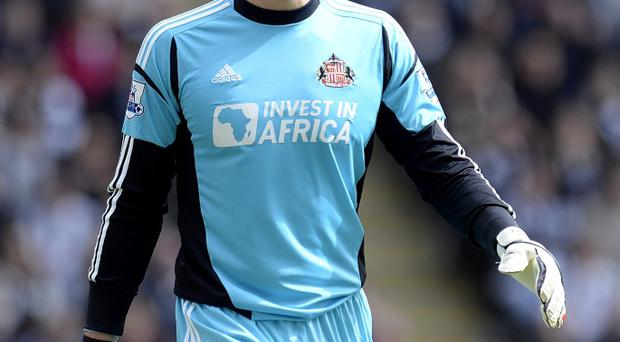 New Liverpool signing Simon Mignolet
