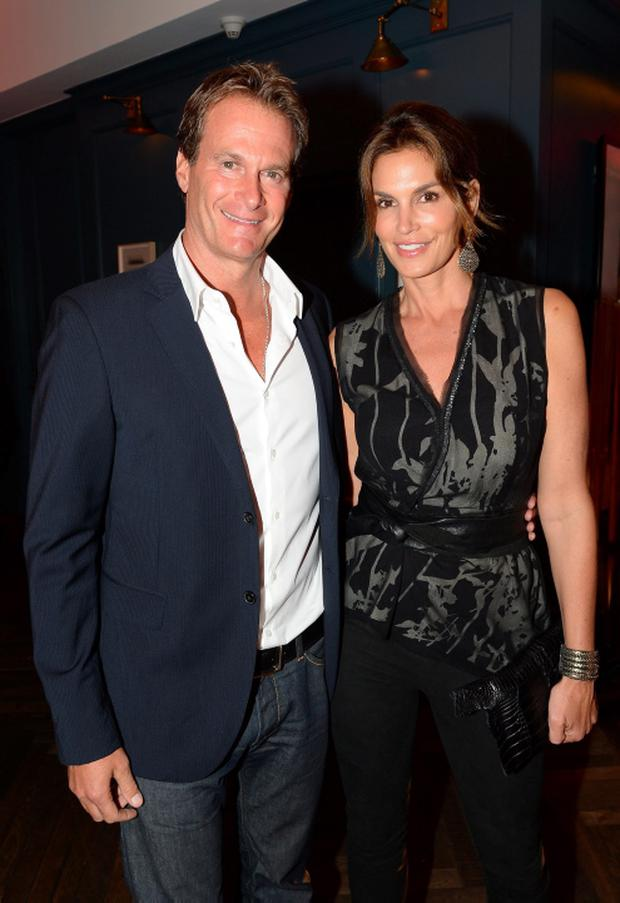 Randy Gerber and Cindy Crawford say that 'friendship' is the key to their happy marriage