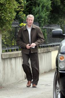 Eamon Kelly who died after being shot near his home in December 2012