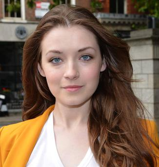 Sarah Bolger has landed a role in a horror flick