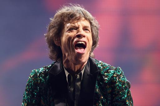 The Rolling Stones performed for 90 minutes at Glastonbury at the weekend
