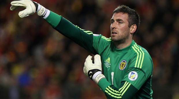 Hull have completed the signing of Scotland goalkeeper Allan McGregor