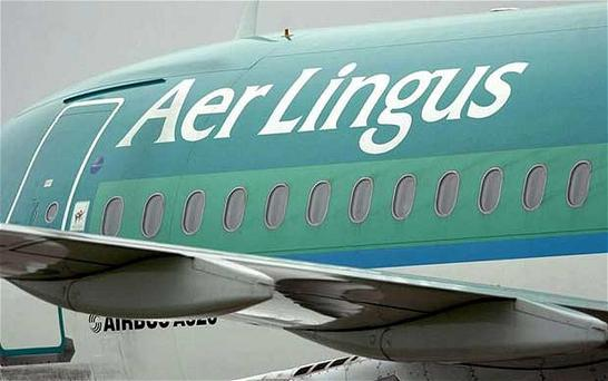 More passengers in the north of England and Scotland choose to fly to the US and Canada via Dublin, as opposed to Heathrow. Photo: PA