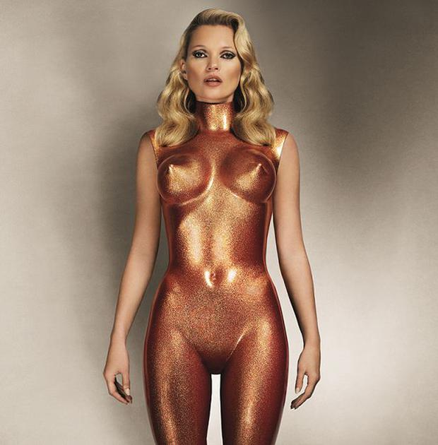 Sorry, that Kate moss first nude