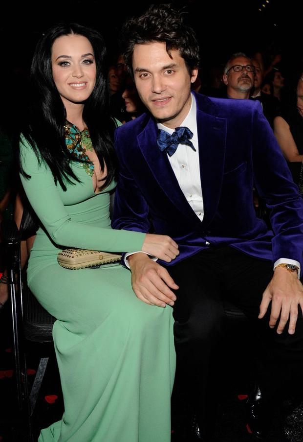John Mayer Pays Tribute To Quot Incredible Quot Girlfriend Katy Perry Independent Ie