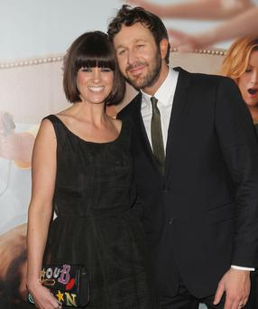 Chris O'Dowd and wife Dawn O'Porter will be splitting their time between LA, London and Ireland