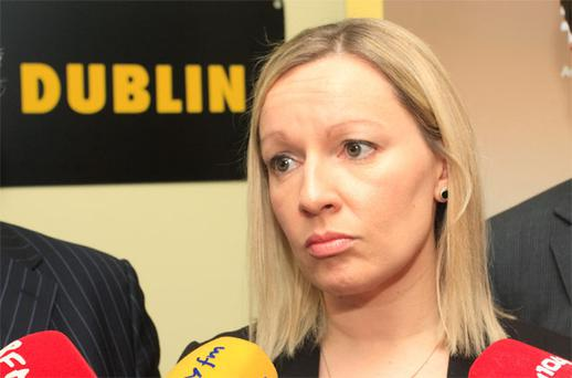 Lucinda Creighton has said she will fight to run for the party again
