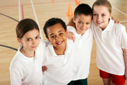 We need proper physical exercise and to educate children to be more aware of the benefits of exercise
