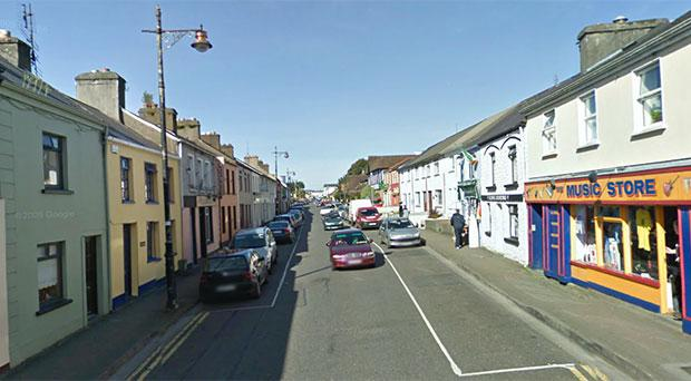 New Antrim Street in Castlebar. Photo: Google Street view