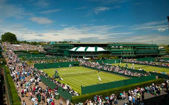 Police are investigating claims that a woman was raped in the overnight queue to see the Wimbledon
