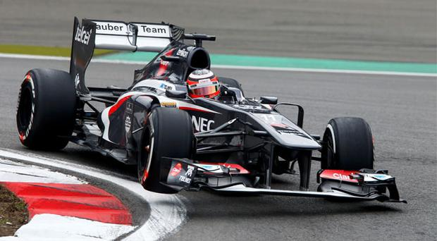 Sauber are struggling to pay their suppliers, which in turn is threatening their prospects of seeing out the season.