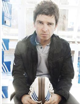 After he gave up drugs, former Oasis star Noel Gallagher started collecting runners