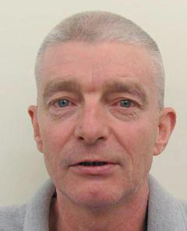 Ian John McLoughlin, who police describe as an extremely dangerous man and would like to speak to in connection with the murder of a man in his 70s in the village of Little Gaddesden, near Berkhamsted in Hertfordshire on Saturday afternoon