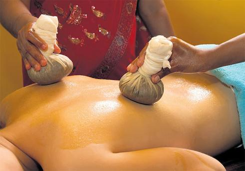 Ayurveda – said to be one of the oldest therapies in the world
