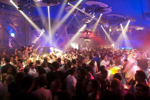 The nightclub has caused a Twitter storm