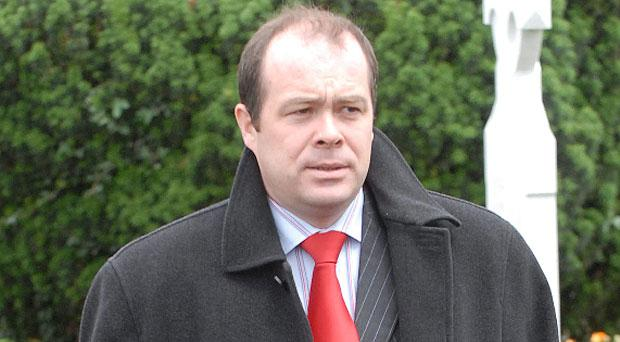 Denis Naughton who was removed from the Health Committee after losing the party whip