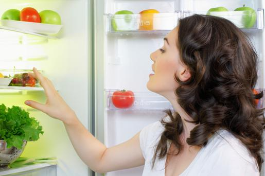 Fridges of the future could text us to tell us if we're running low on milk