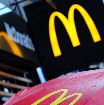 A woman took her horse into a McDonald's restaurant in Greater Manchester