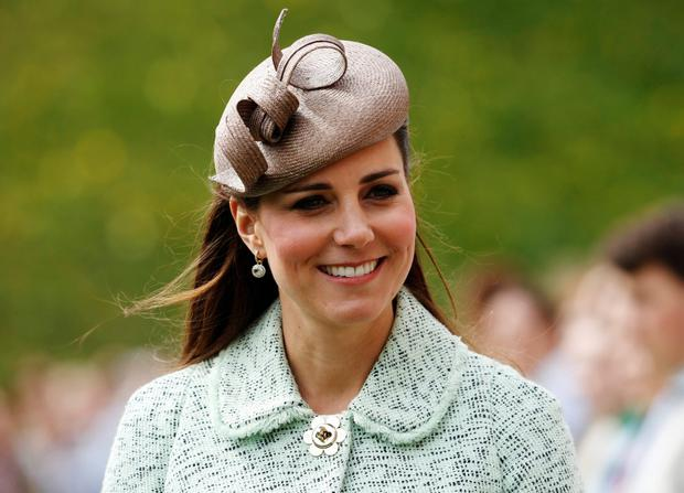 New mum Kate Middleton has given birth